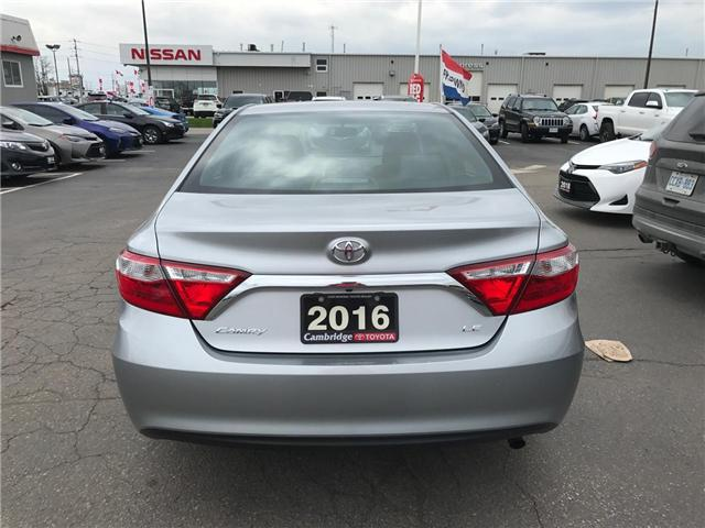 2016 Toyota Camry  (Stk: 1906651) in Cambridge - Image 6 of 13