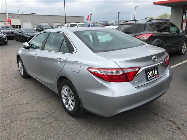 2016 Toyota Camry  (Stk: 1906651) in Cambridge - Image 7 of 13