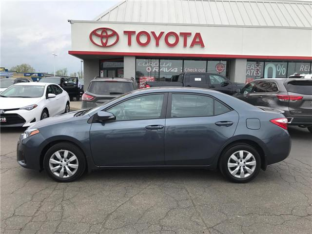 2016 Toyota Corolla  (Stk: 1903651) in Cambridge - Image 1 of 14