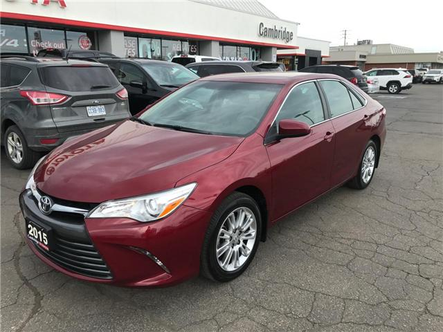 2015 Toyota Camry  (Stk: 1904001) in Cambridge - Image 2 of 13