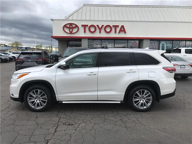 2015 Toyota Highlander  (Stk: 1901821) in Cambridge - Image 1 of 13