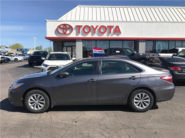 2015 Toyota Camry  (Stk: 1907801) in Cambridge - Image 1 of 14