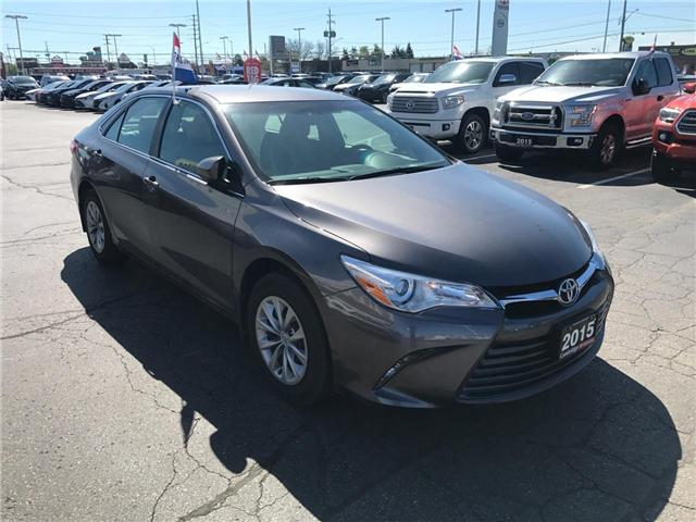 2015 Toyota Camry  (Stk: 1907801) in Cambridge - Image 4 of 14