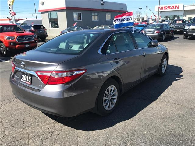 2015 Toyota Camry  (Stk: 1907801) in Cambridge - Image 6 of 14