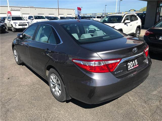 2015 Toyota Camry  (Stk: 1907801) in Cambridge - Image 8 of 14