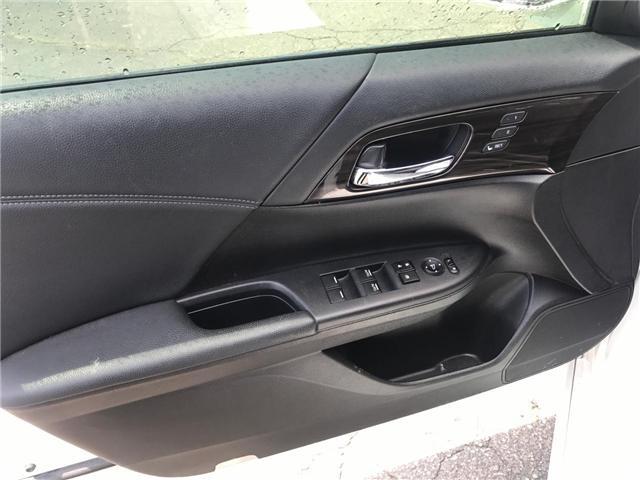 2017 Honda Accord Touring (Stk: 1907661) in Cambridge - Image 11 of 15