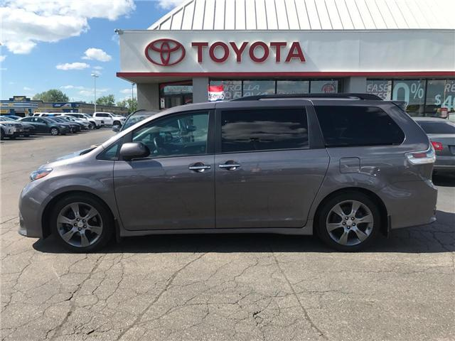 2016 Toyota Sienna  (Stk: 1908191) in Cambridge - Image 1 of 15