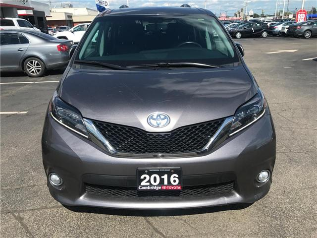 2016 Toyota Sienna  (Stk: 1908191) in Cambridge - Image 3 of 15