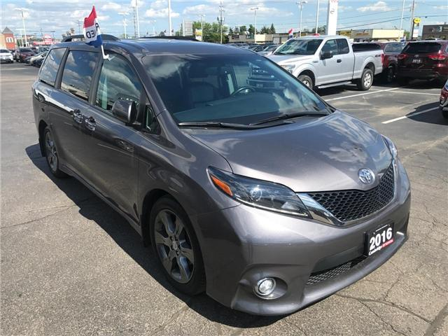 2016 Toyota Sienna  (Stk: 1908191) in Cambridge - Image 4 of 15