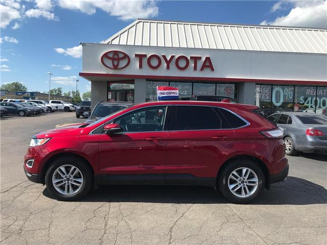 2016 Ford Edge SEL (Stk: 1903701) in Cambridge - Image 1 of 14