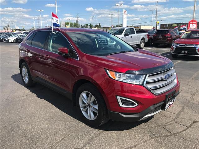 2016 Ford Edge SEL (Stk: 1903701) in Cambridge - Image 4 of 14