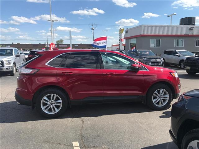 2016 Ford Edge SEL (Stk: 1903701) in Cambridge - Image 5 of 14