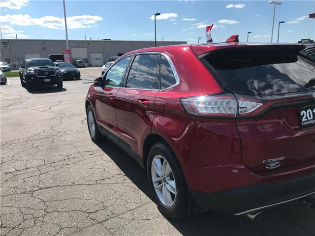 2016 Ford Edge SEL (Stk: 1903701) in Cambridge - Image 6 of 14