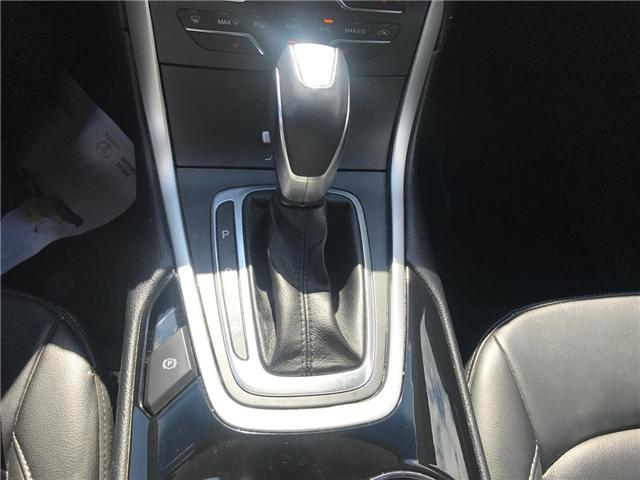 2016 Ford Edge SEL (Stk: 1903701) in Cambridge - Image 13 of 14
