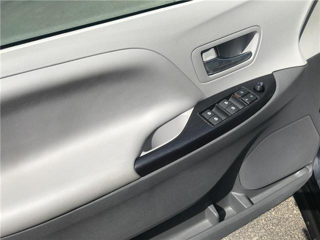 2017 Toyota Sienna  (Stk: 1907911) in Cambridge - Image 11 of 15