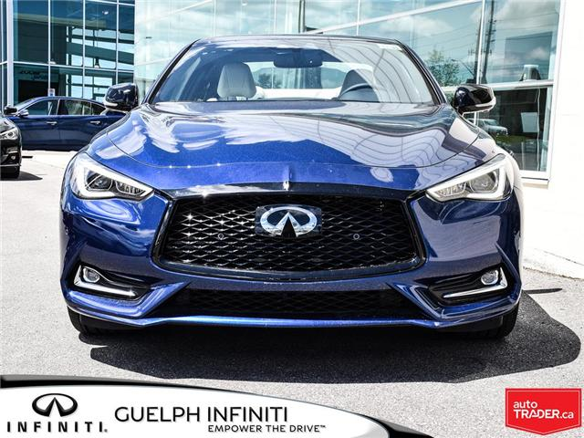 2019 Infiniti Q60 3.0t I-LINE RED SPORT (Stk: I6959) in Guelph - Image 2 of 21