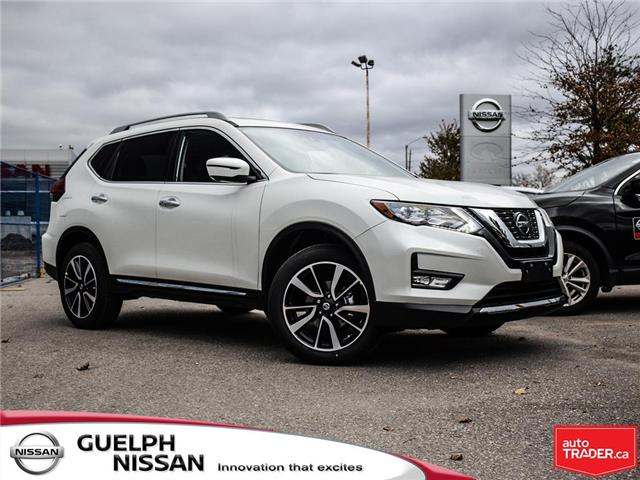 2019 Nissan Rogue SL (Stk: N19736) in Guelph - Image 1 of 20