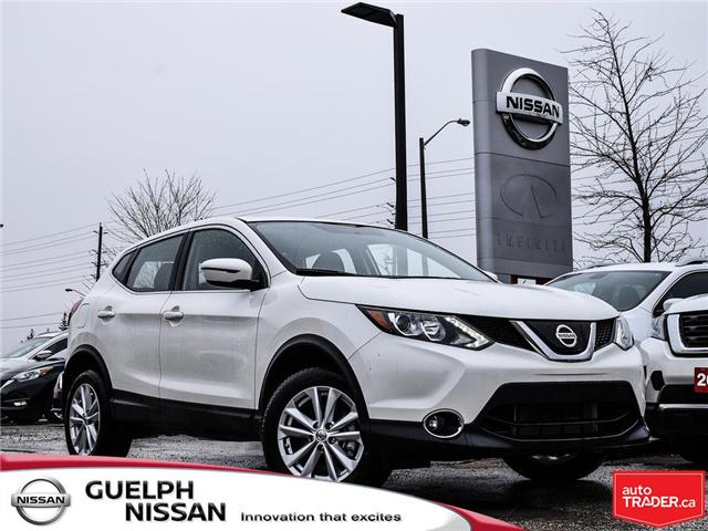 2018 Nissan Qashqai SV (Stk: N19821) in Guelph - Image 1 of 30