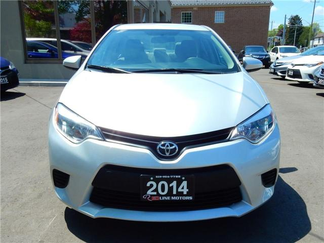 2014 Toyota Corolla LE (Stk: 2T1BUR) in Kitchener - Image 2 of 23