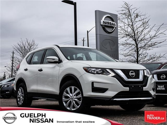 2019 Nissan Rogue S (Stk: N19880) in Guelph - Image 1 of 22