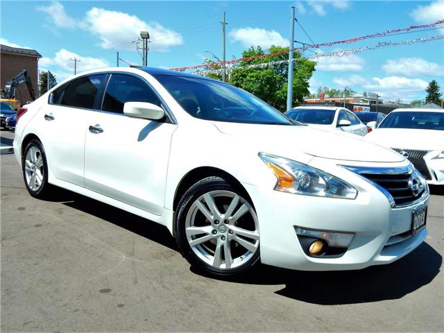 2013 Nissan Altima 3.5 SV (Stk: 1N4BL3) in Kitchener - Image 1 of 23