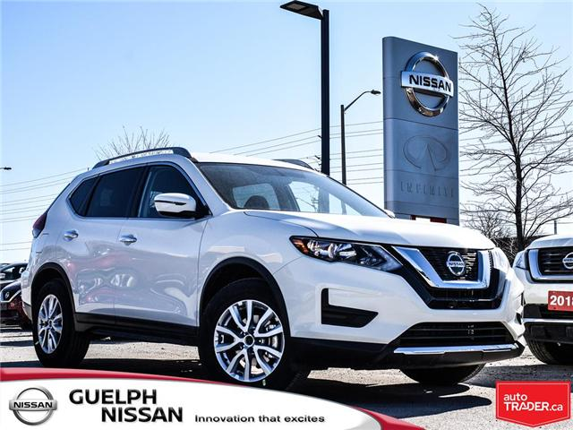 2019 Nissan Rogue S (Stk: N20064) in Guelph - Image 1 of 21