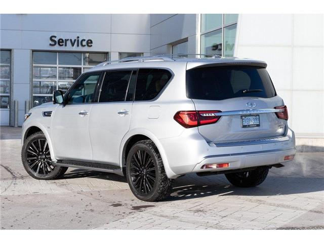 2019 Infiniti QX80 Limited 7 Passenger (Stk: 80095) in Ajax - Image 3 of 30