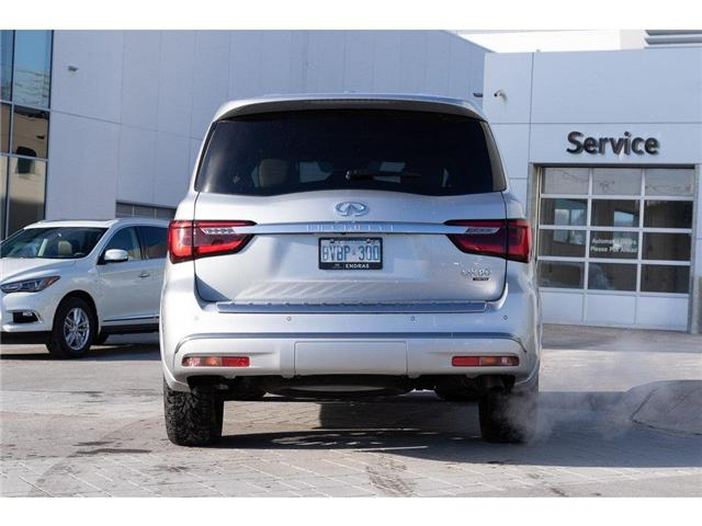 2019 Infiniti QX80 Limited 7 Passenger (Stk: 80095) in Ajax - Image 4 of 30