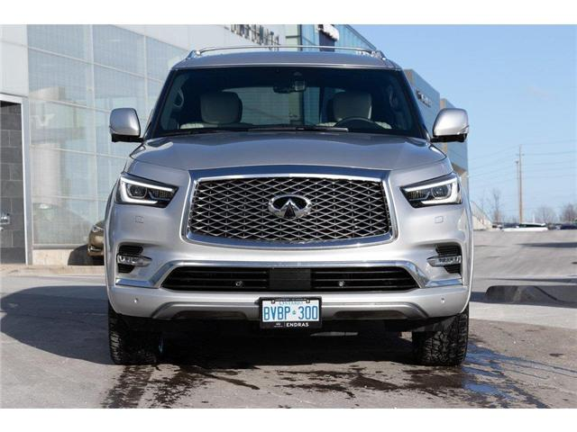 2019 Infiniti QX80 Limited 7 Passenger (Stk: 80095) in Ajax - Image 5 of 30