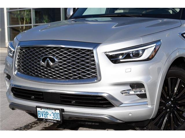 2019 Infiniti QX80 Limited 7 Passenger (Stk: 80095) in Ajax - Image 6 of 30