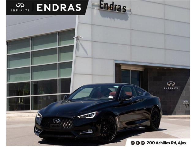 2019 Infiniti Q60 3.0t I-LINE RED SPORT (Stk: 60642) in Ajax - Image 1 of 27