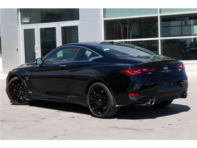 2019 Infiniti Q60 3.0t I-LINE RED SPORT (Stk: 60642) in Ajax - Image 4 of 27