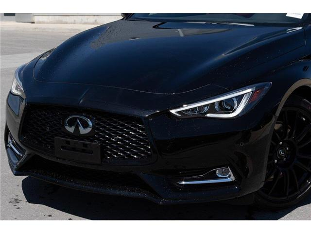 2019 Infiniti Q60 3.0t I-LINE RED SPORT (Stk: 60642) in Ajax - Image 6 of 27
