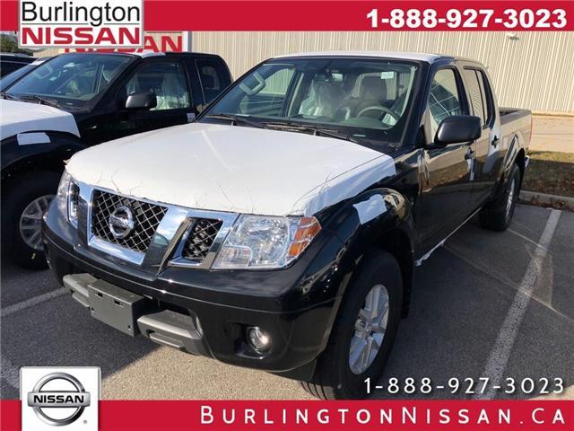 2019 Nissan Frontier SV (Stk: Y4001) in Burlington - Image 1 of 5