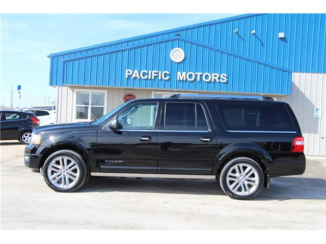 2016 Ford Expedition Max Platinum (Stk: P9054) in Headingley - Image 8 of 30