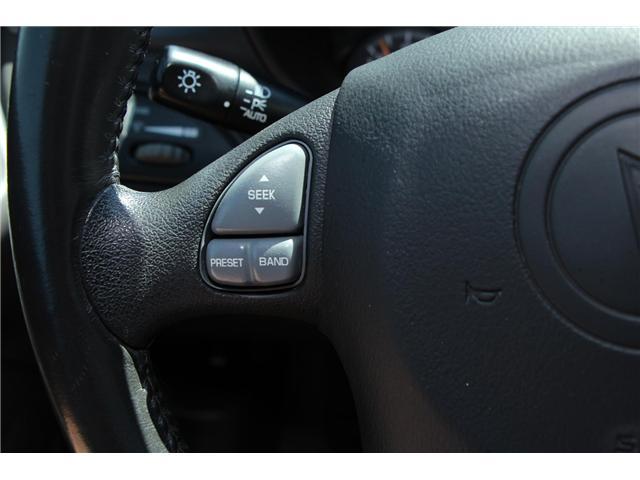 2004 Pontiac Grand Am GT (Stk: P9100) in Headingley - Image 12 of 18
