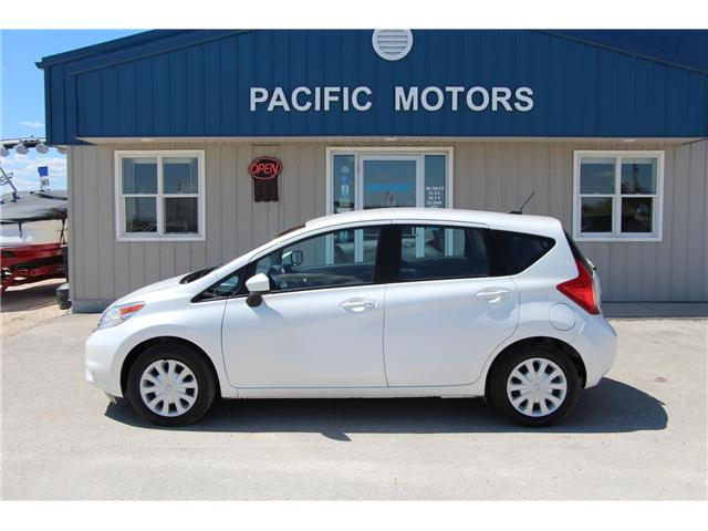 2015 Nissan Versa Note  (Stk: P9122) in Headingley - Image 8 of 18