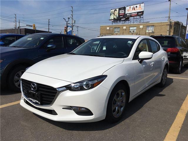 2018 Mazda Mazda3 Sport GX (Stk: 18152) in Toronto - Image 1 of 5