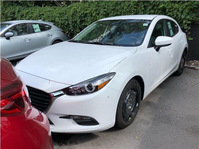 2018 Mazda Mazda3 Sport GX (Stk: 181031) in Toronto - Image 1 of 5