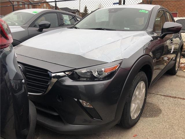 2019 Mazda CX-3 GS (Stk: 19080) in Toronto - Image 1 of 5