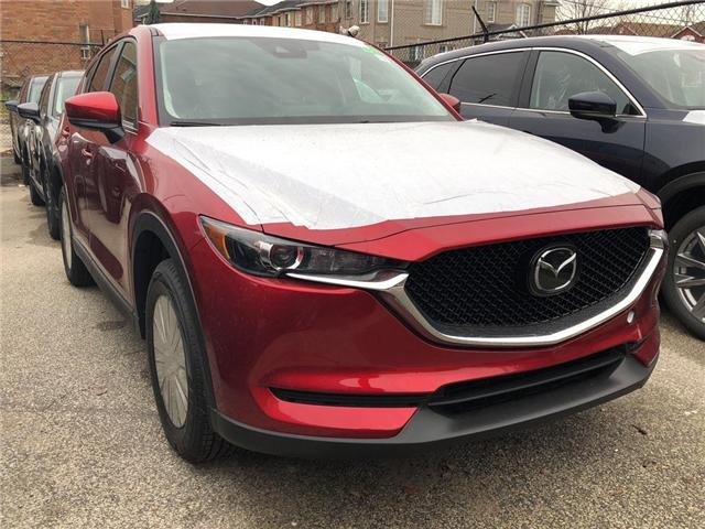 2019 Mazda CX-5 GS (Stk: 19110) in Toronto - Image 3 of 5