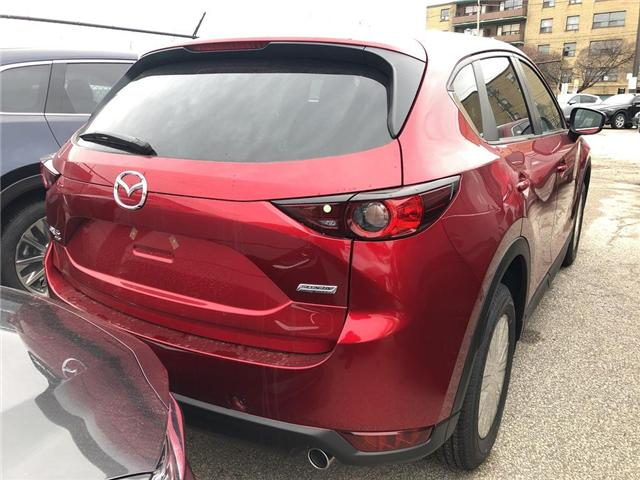 2019 Mazda CX-5 GS (Stk: 19110) in Toronto - Image 4 of 5