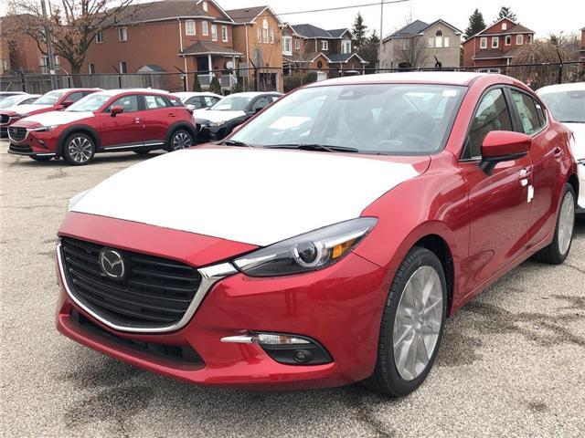 2018 Mazda Mazda3 GT (Stk: 181227) in Toronto - Image 1 of 5