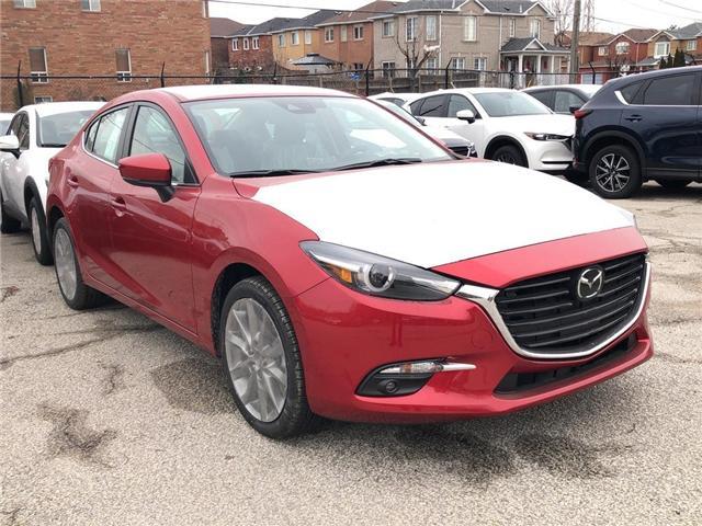 2018 Mazda Mazda3 GT (Stk: 181227) in Toronto - Image 3 of 5
