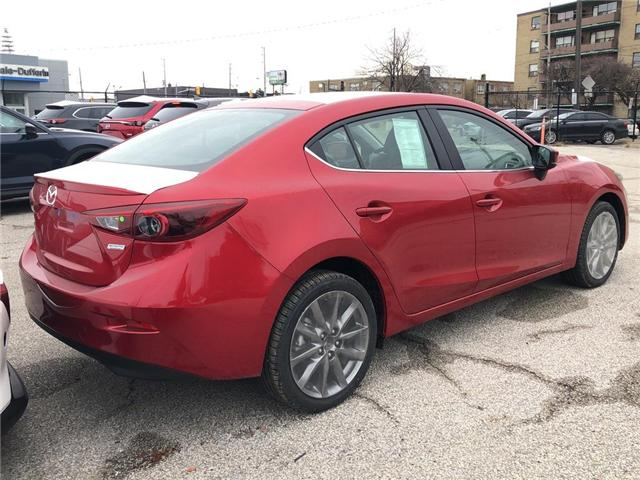 2018 Mazda Mazda3 GT (Stk: 181227) in Toronto - Image 4 of 5