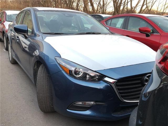 2018 Mazda Mazda3 GS (Stk: 181243) in Toronto - Image 2 of 5
