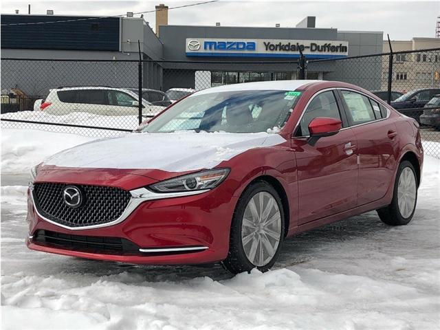 2018 Mazda MAZDA6 Signature (Stk: 181253) in Toronto - Image 1 of 15