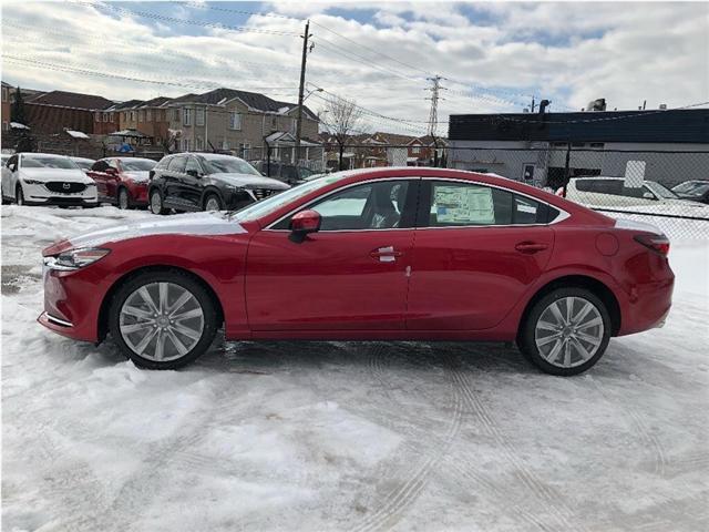 2018 Mazda MAZDA6 Signature (Stk: 181253) in Toronto - Image 3 of 15