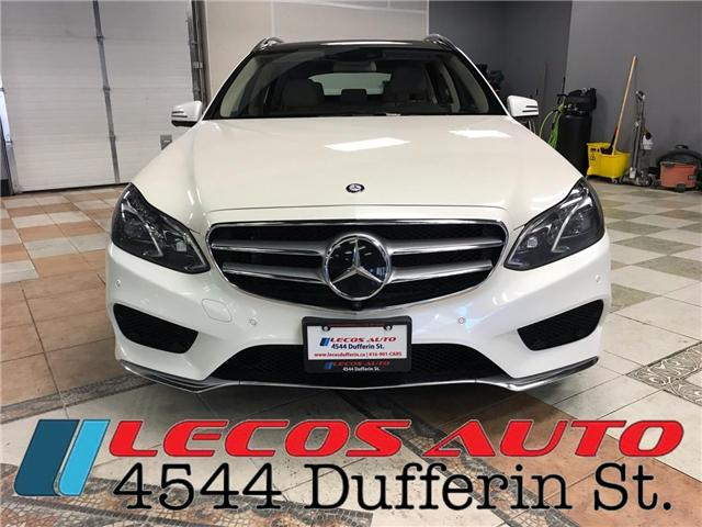 2014 Mercedes-Benz E-Class Base (Stk: 042224) in Toronto - Image 8 of 14