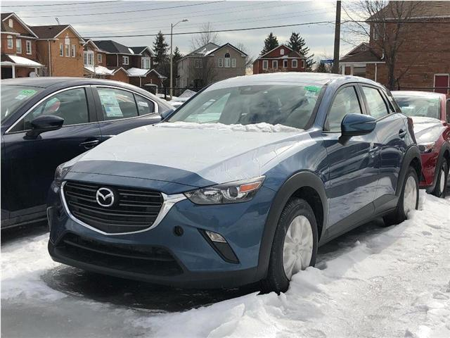 2019 Mazda CX-3 GS (Stk: 19175) in Toronto - Image 1 of 15